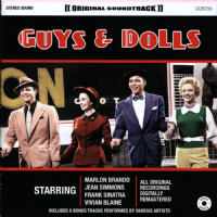 Guys and Dolls Original Film Soundtrack CD